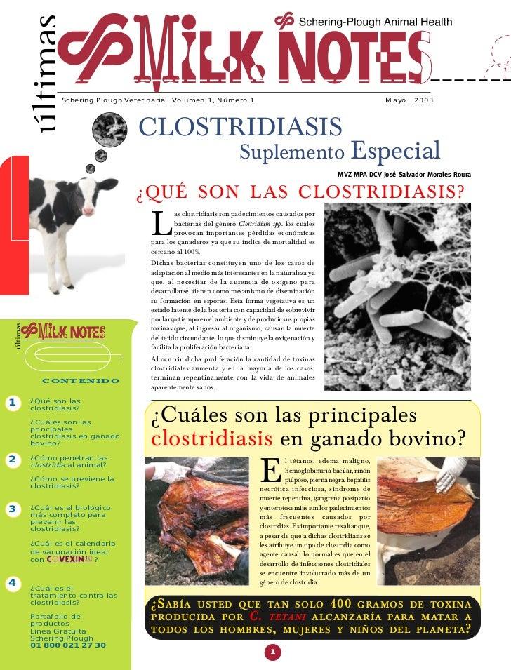 Schering Plough Veterinaria   Volumen 1, Número 1                                                        Mayo   2003      ...