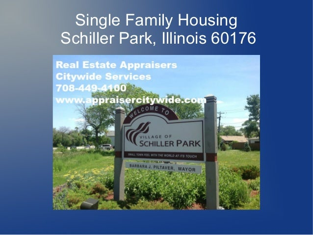 schiller park senior singles St paul of the cross is a roman catholic parish of the archdiocese of chicago  located in park ridge, illinois, north of chicago our parish has over 4700.