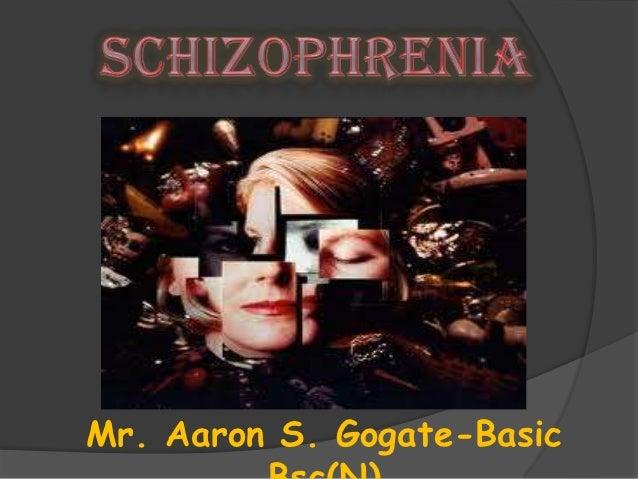 Mental Health Nursing-Schizophrenia