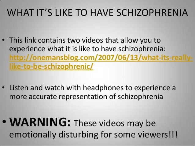 schizophrenia and its treatments In spite of advances in the understanding of its causes, course, and treatment, schizophrenia continues to be a condition that has been challenging to researchers, clinicians, and those who suffer.