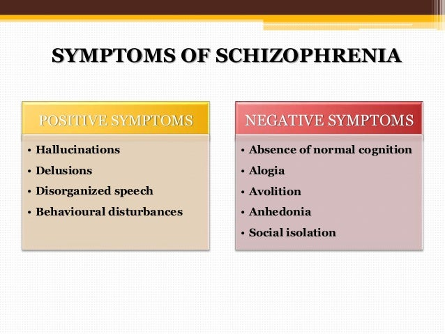 Case Study: A Structural Model for Schizophrenia and