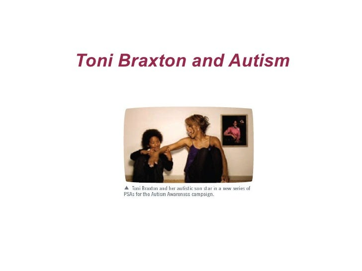 Toni Braxton and Autism