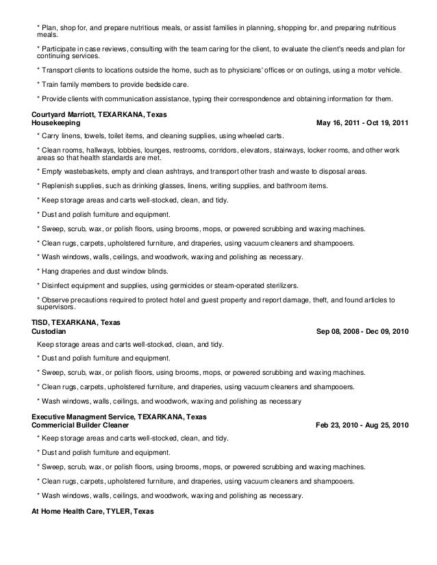 workintexas resume