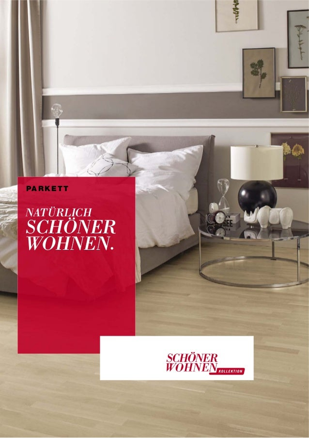 sch ner wohnen parkett trend bodenbelag kollektion katalog 2014. Black Bedroom Furniture Sets. Home Design Ideas