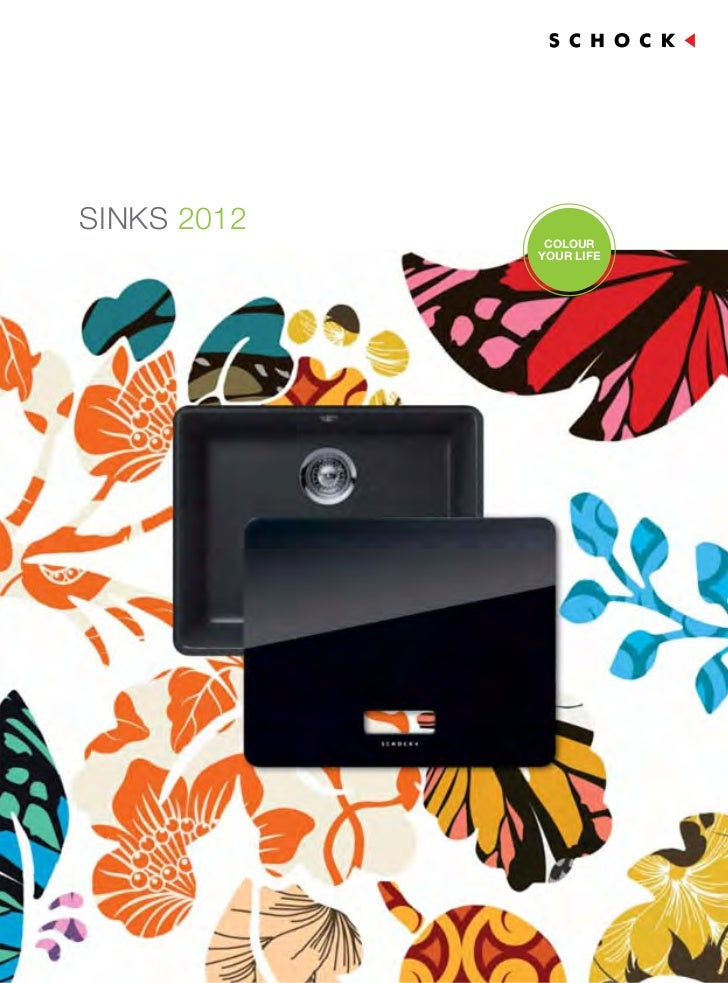 SINKS 2012              COLOUR             YOUR LIFE