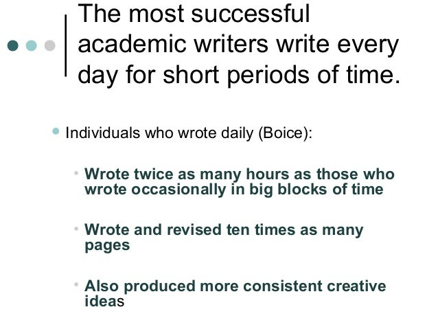 Help with dissertation writing 15 minutes a day