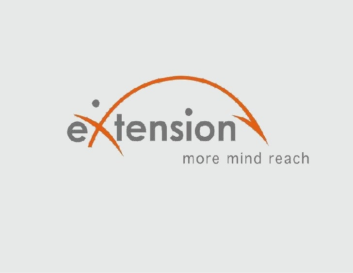 Scholarship of eXtenison