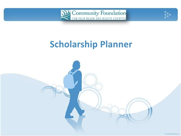 Scholarship Planner Revised