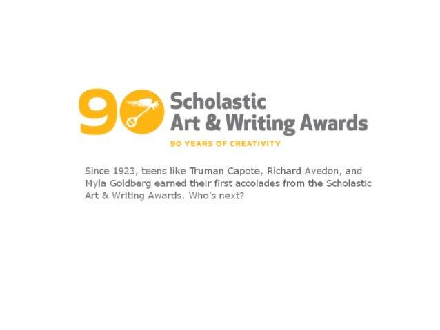 2013 Scholastic Art Show (WRHS Winners)