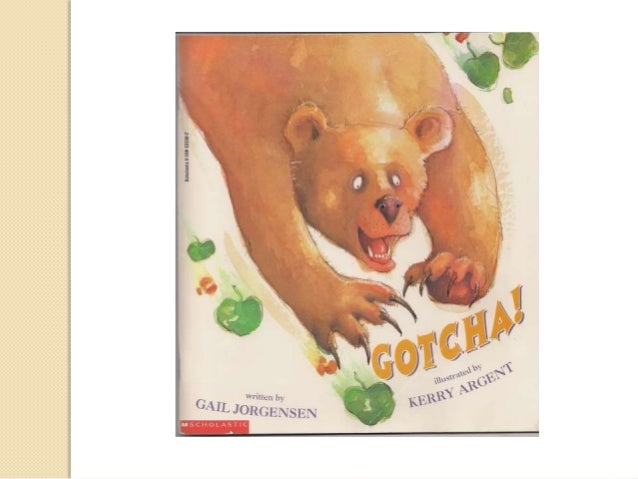 VOCABULARY Bertha the Bear