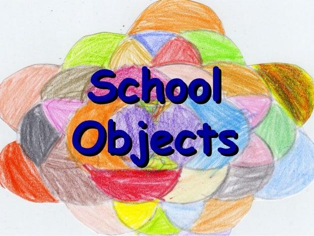 SchoolObjects