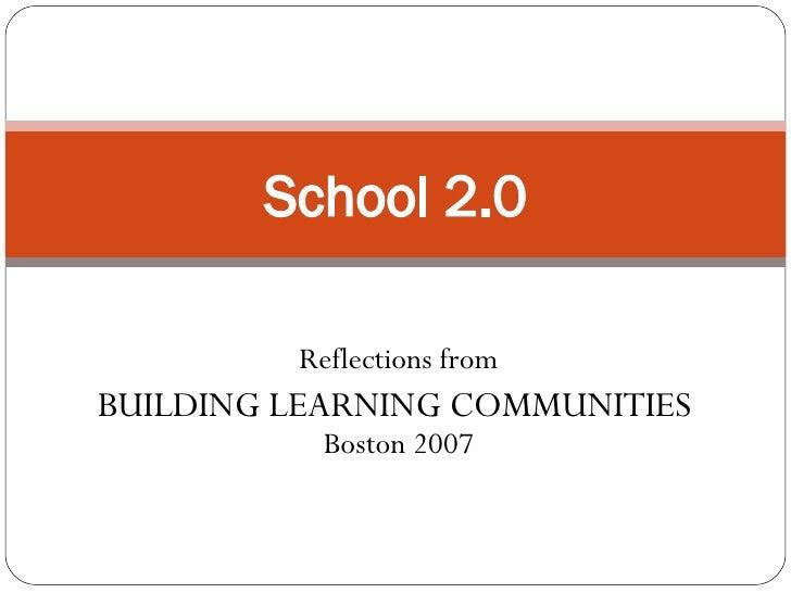 School 2.0 BOE Downsampled