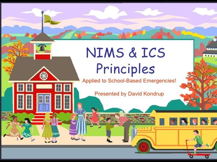 School Incident Management Presentation