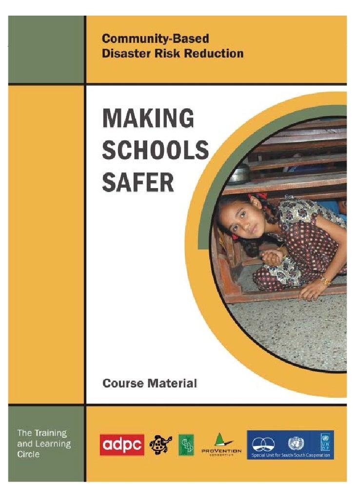 School Safety Module   T L C  India