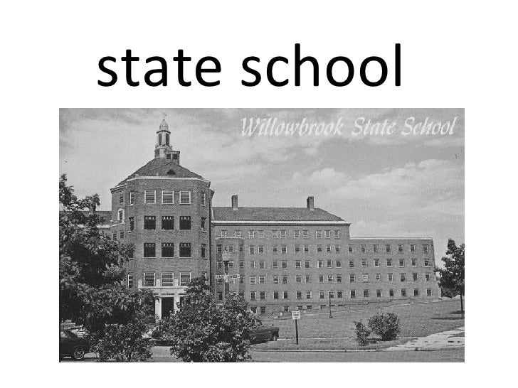state school