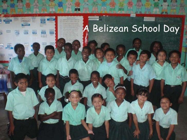 A Belizean School DayTest 1