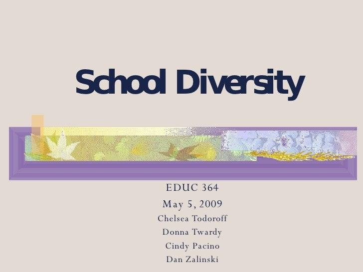 School Diversity[1]