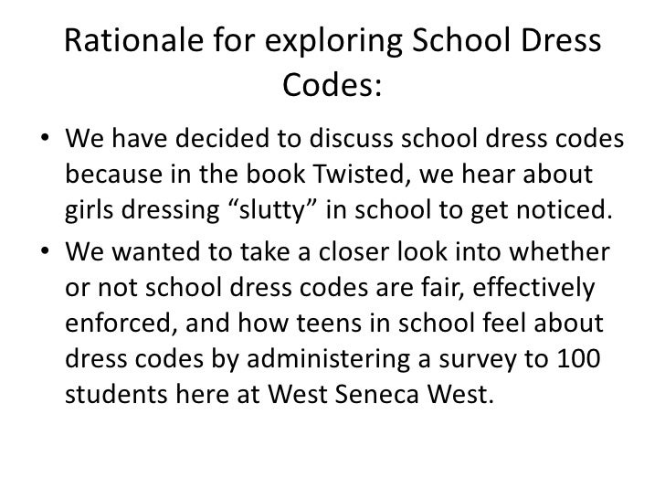 persuasion essay over dress codes in schools A comparison and contrast essay: school uniforms s name educational institution department uniforms into their dress code many elementary schools do.