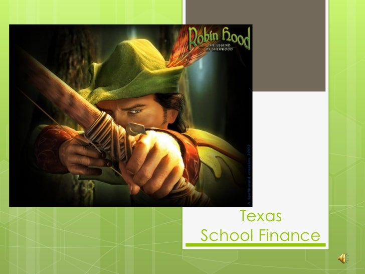 TexasSchool Finance