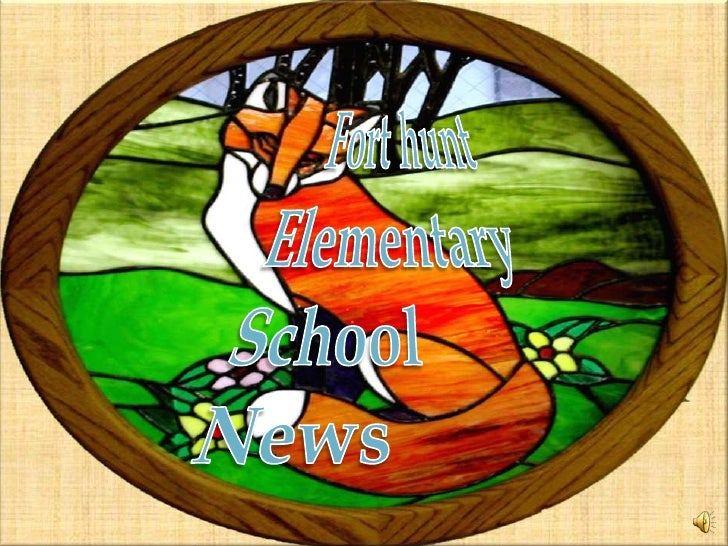 Fort hunt Elementary School News<br />