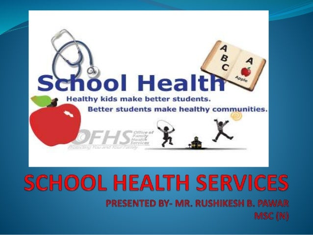 Essay on school health services