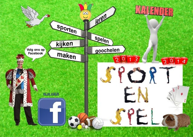 Kalender schooljaar 2013 - 2014 van schoolgoochelaar Aarnoud Agricola, gebaseerd op het thema van de kinderboekenweek 2013...