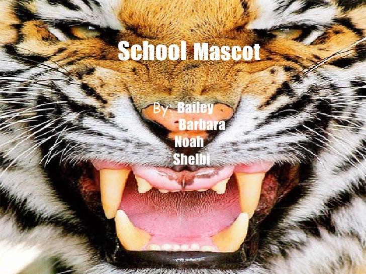 Schooll Mascot