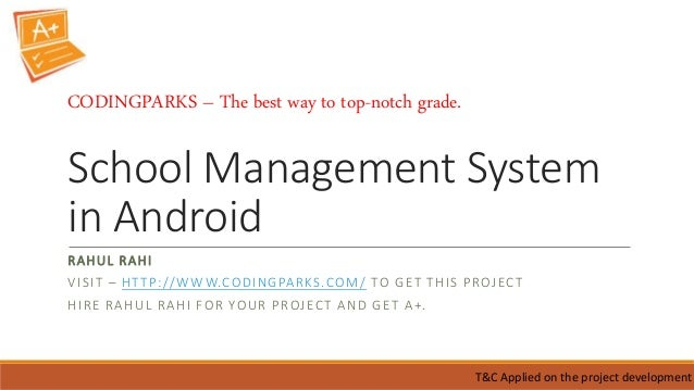 android project management