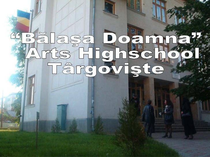 Romanian school ppt