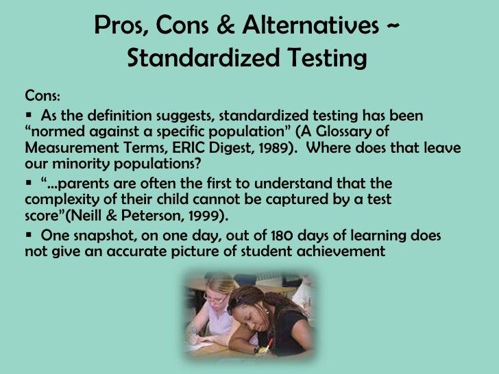 Write my standardized testing essay