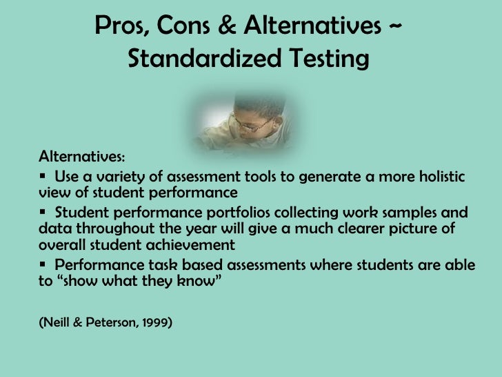 pro and cons of no child left behind No child left behind (nclb) started under the premise that american children were falling behind the rest of the world with their education this act was to bring a focus on regular testing so that gaps in learning could be identified and then rectified.