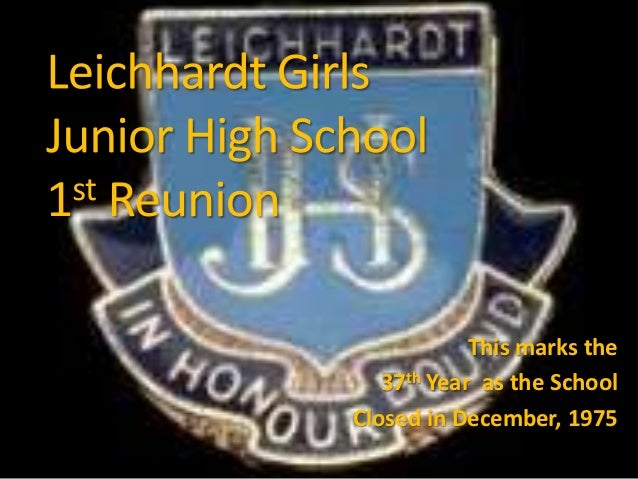 This marks the   37th Year as the SchoolClosed in December, 1975