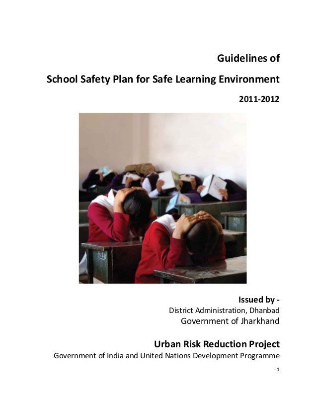School safety programme in India