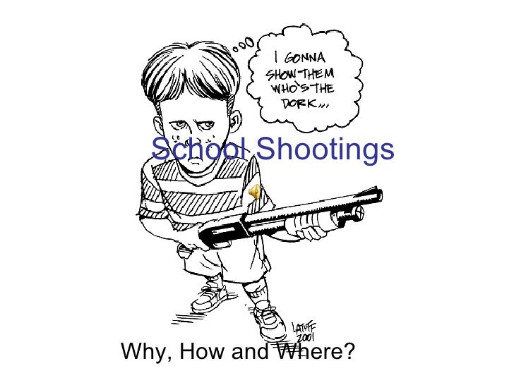 School Shootings Why, How and Where?