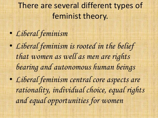 the different types of feminists Brief and straightforward guide: what are the different types of feminist poetry.