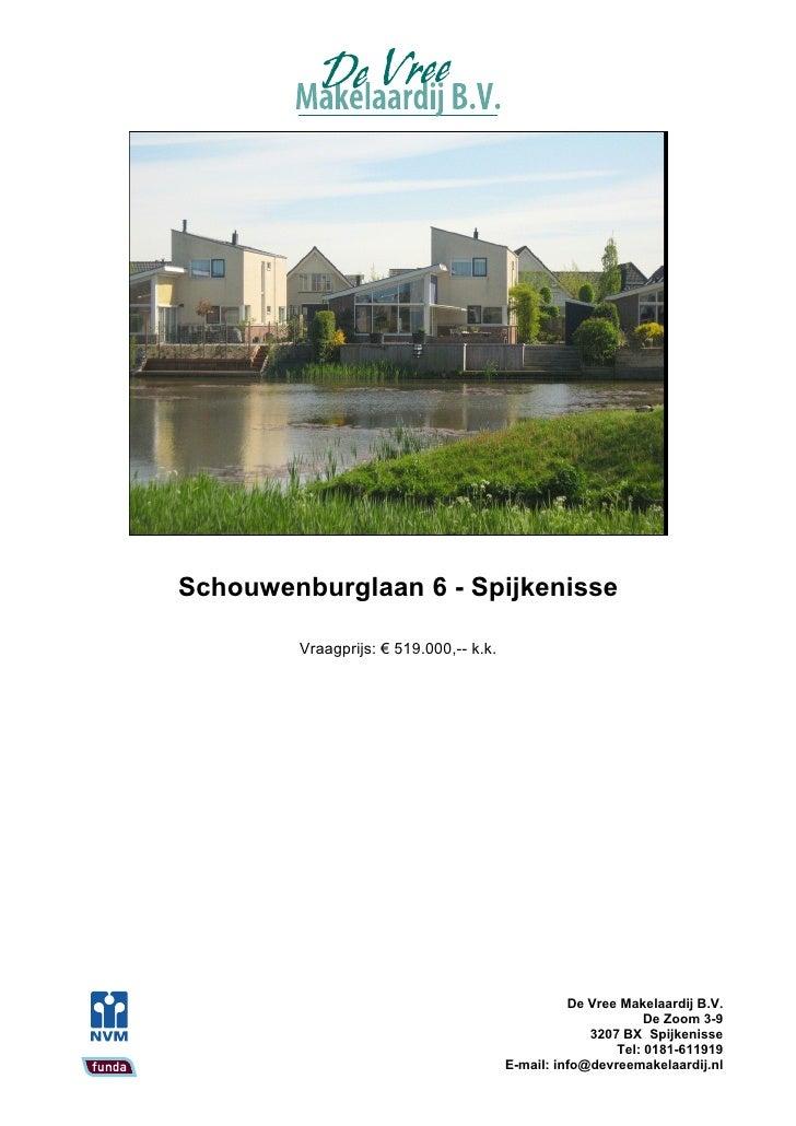 Schouwenburglaan 8