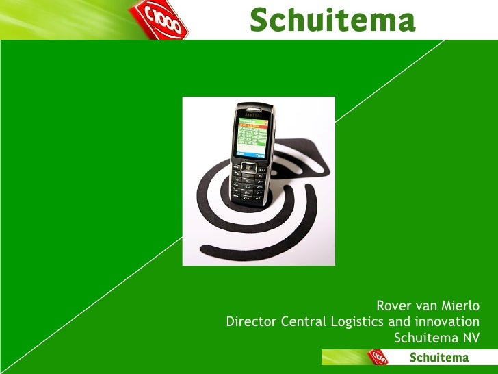 Schuitema C1000 Rover Van Mierlo Nfc Payment And Services In Retail