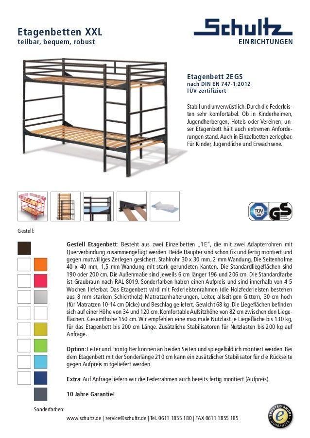 EINRICHTUNGEN www.schultz.de | service@schultz.de | Tel. 0611 1855 180 | FAX 0611 1855 185 Gestell: Sonderfarben: Gestell ...