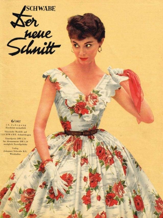 Schwabe  Der Neue Schnittc1957