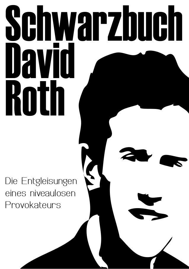 Schwarzbuch David Roth