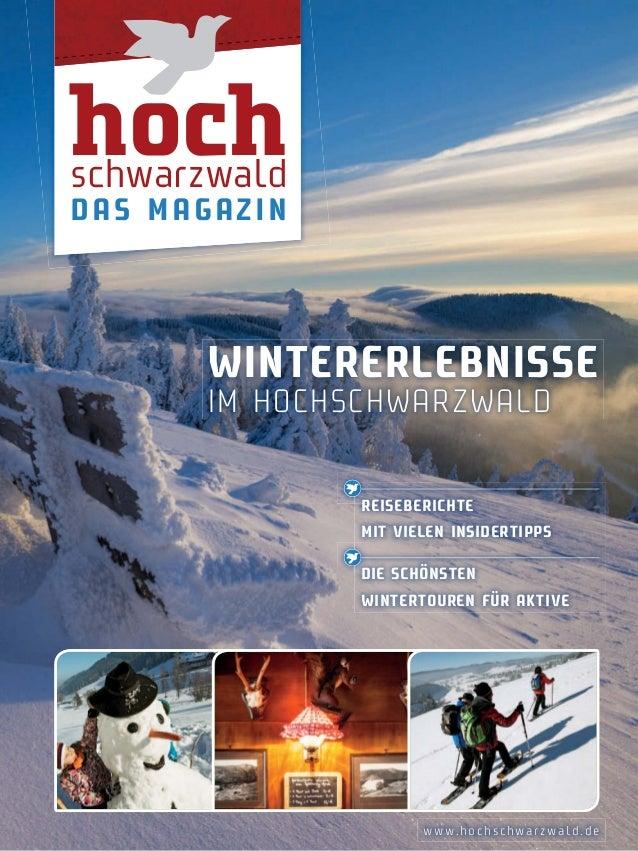 Schwarzwald winterurlaub