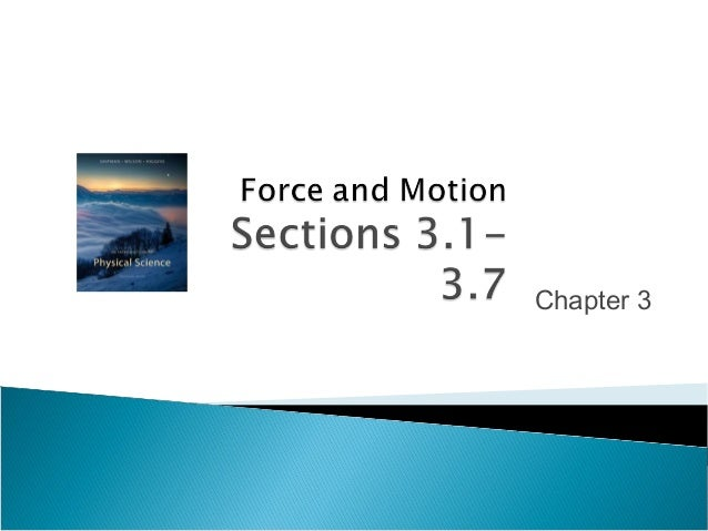 Sci 1010 chapter 3