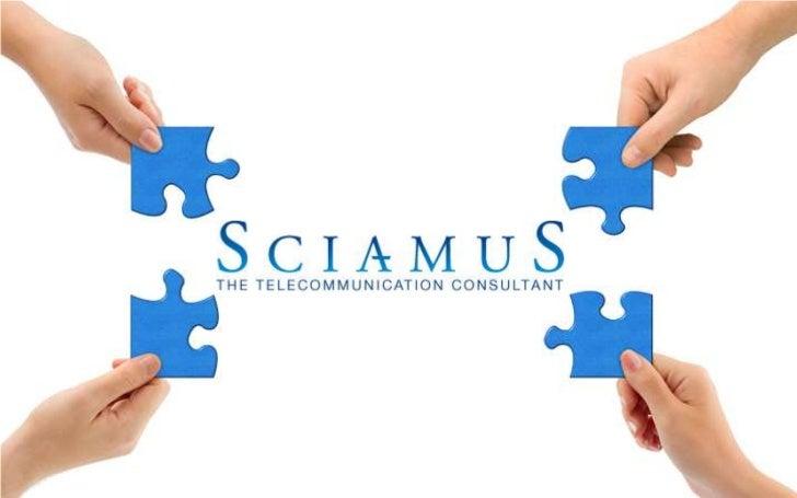 SciamuS presentation