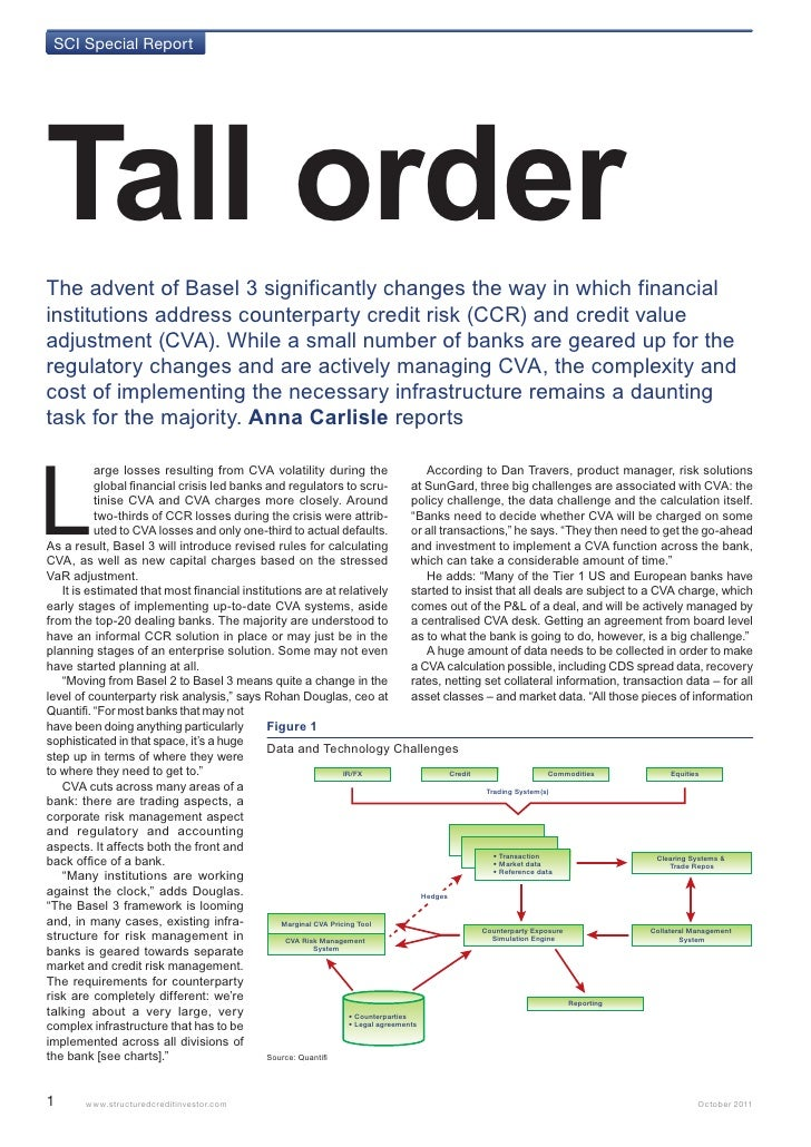 SCI CVA Special Report Oct2011