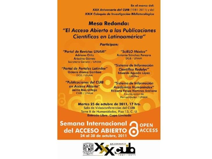 Scielo_semana acceso_abierto_oct 2011