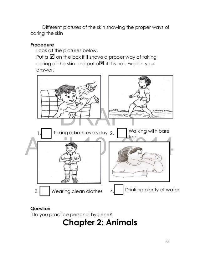 K To 12 Grade 3 Learner S Material In Science