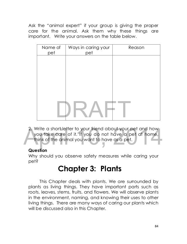 how to write a good test plan