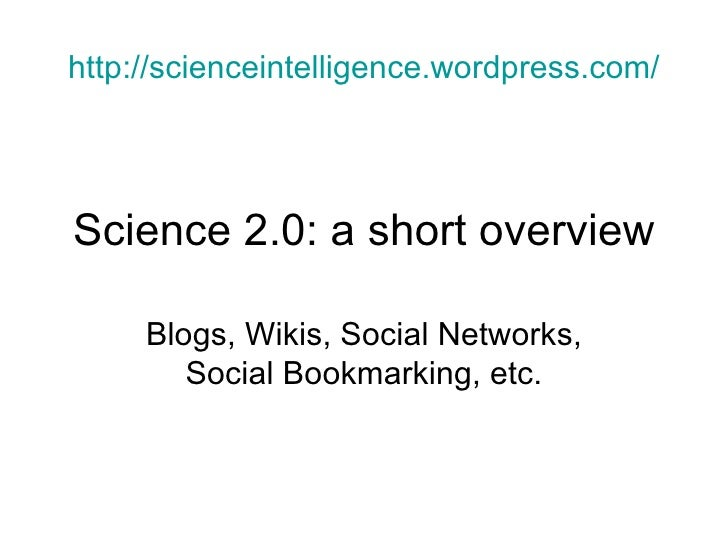 Science 2 0