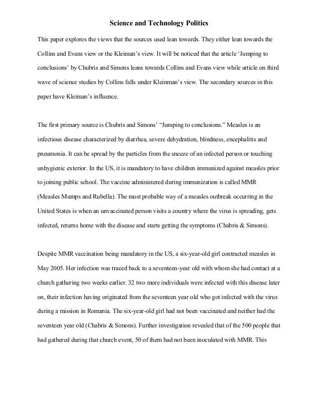 college life essay conclusion examples science and technology today essay writer - Conclusion Of Essay Example