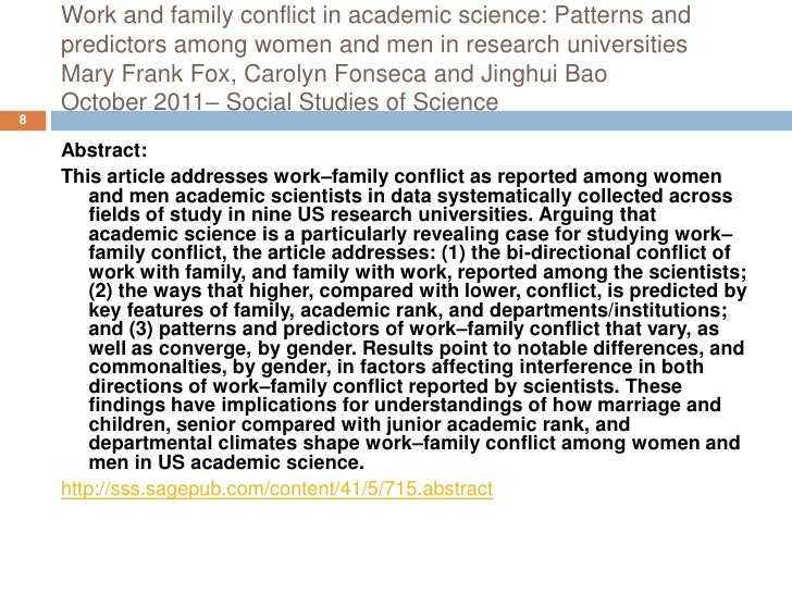 Dissertation abstract sociology